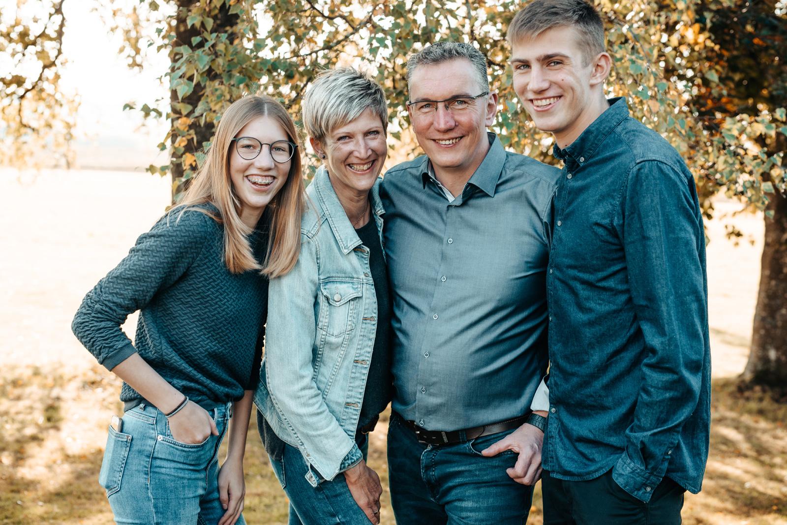 Familie Pfaff