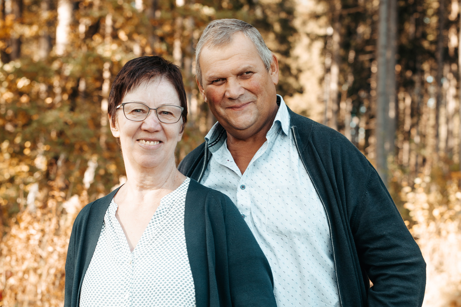 Klaus & Renate Keller