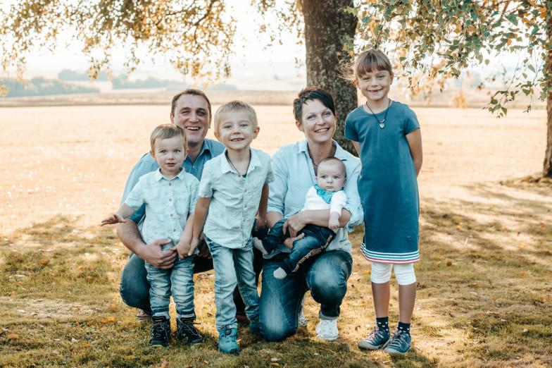 Andreas Keller & Family